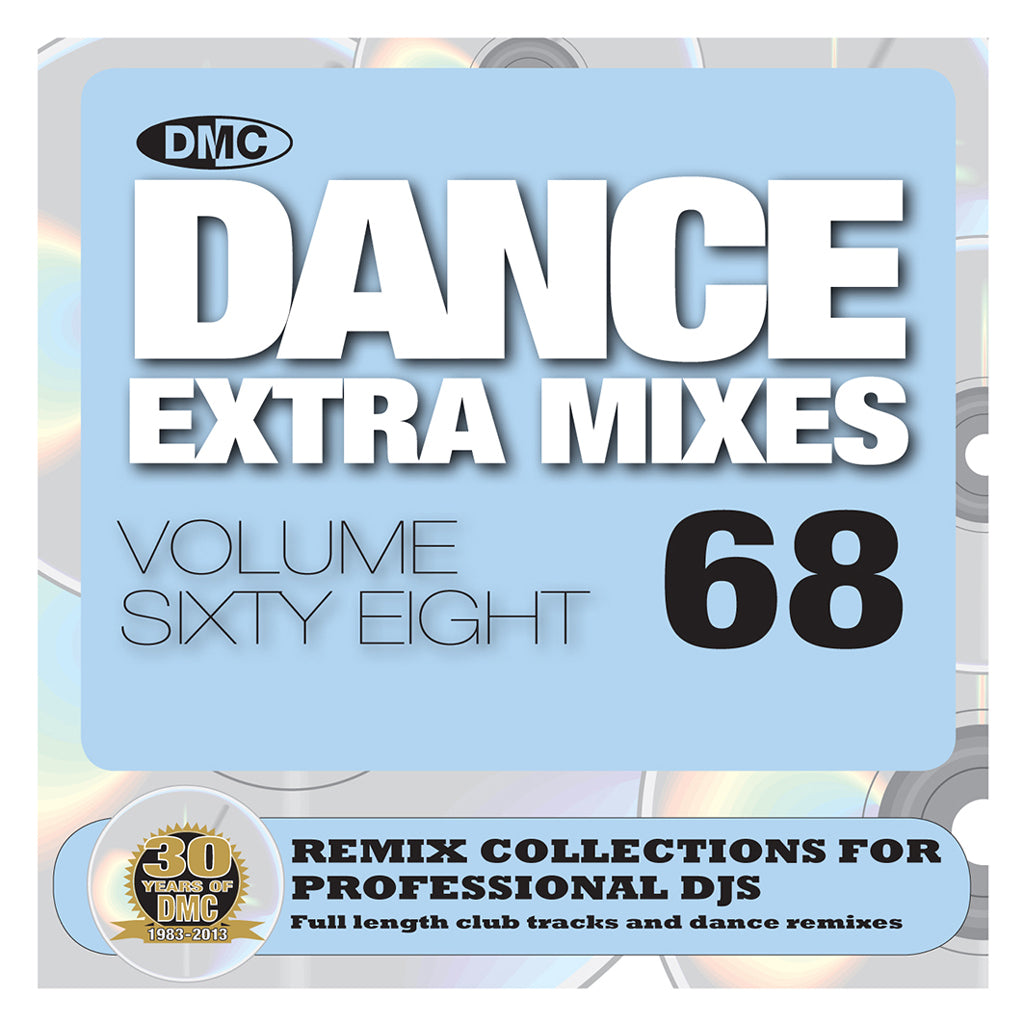 DMC Dance Extra Mixes 68