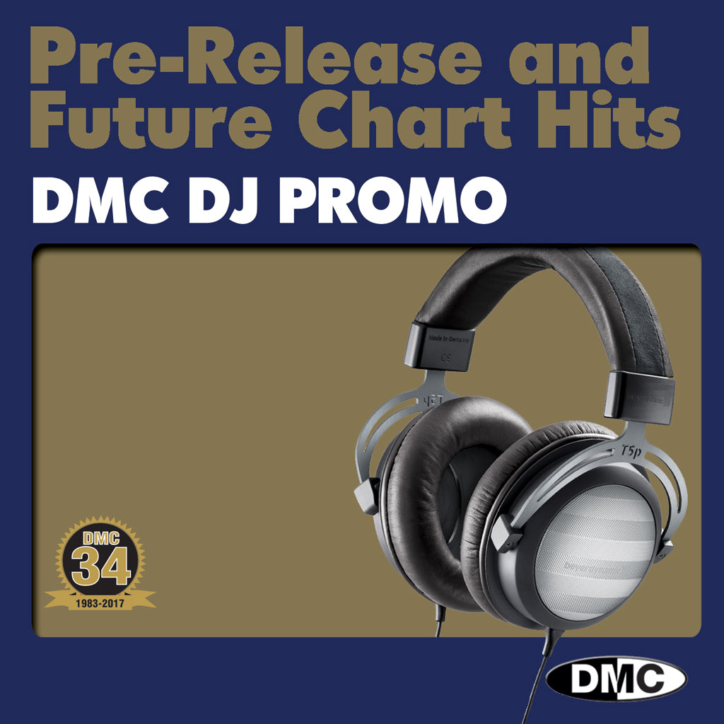 DMC DJ SUBSCRIPTION - 12 MONTHS - DJ PROMO (double CD) -  UK ONLY - A 10% discount plus only 1 postage payment, 11 months FREE - Pre-Release and Future Chart Hits.