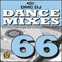 Dance Mixes 66 - NEW RELEASE