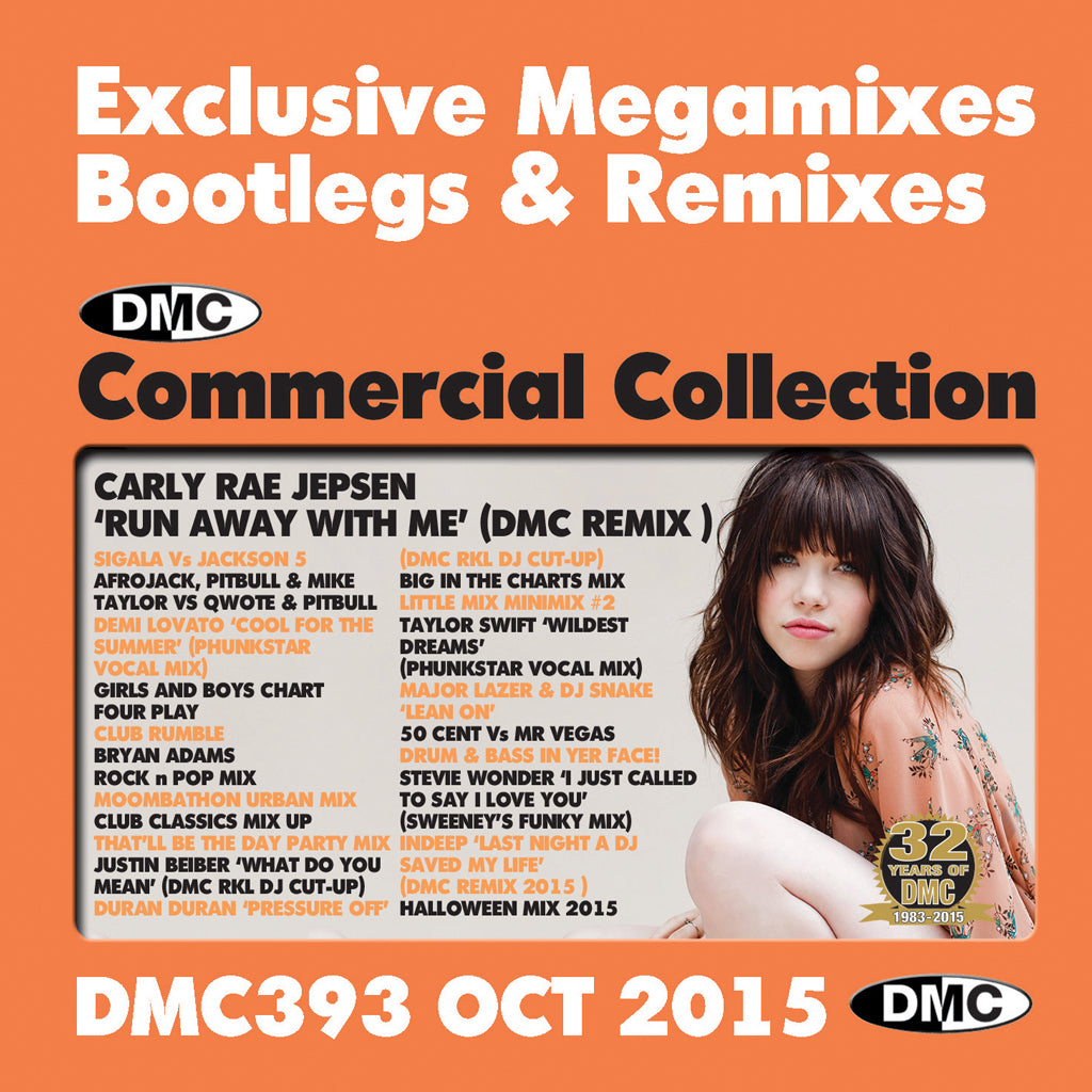 DMC Commercial Collection 393 - October Release