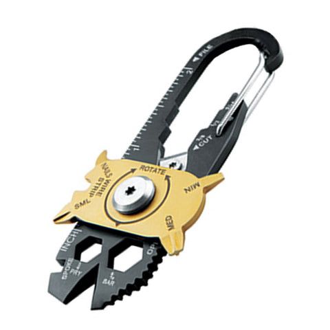 GORILLA 20-in-1 Multi Tool Key Chain