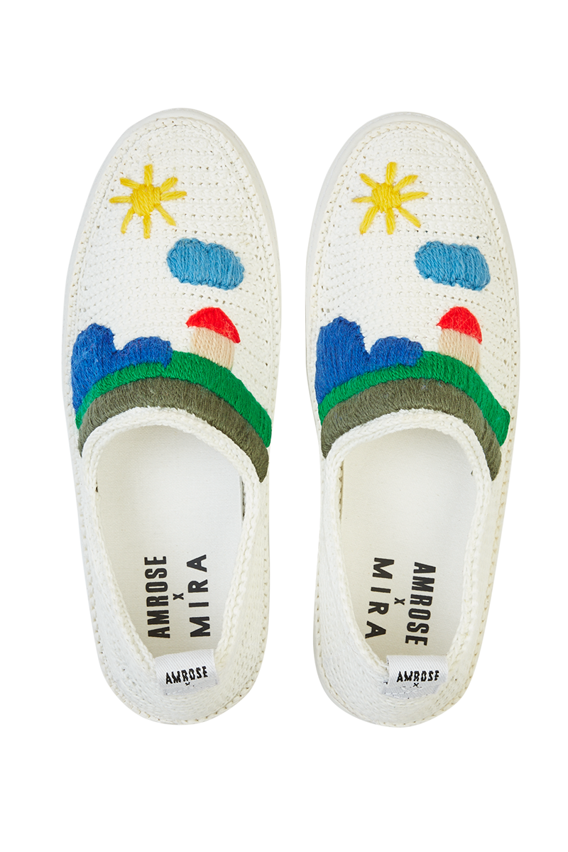 Amrose x Mira Mikati Happy Trainers
