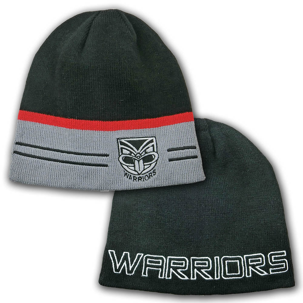 Warriors Switch Reversible Beanie