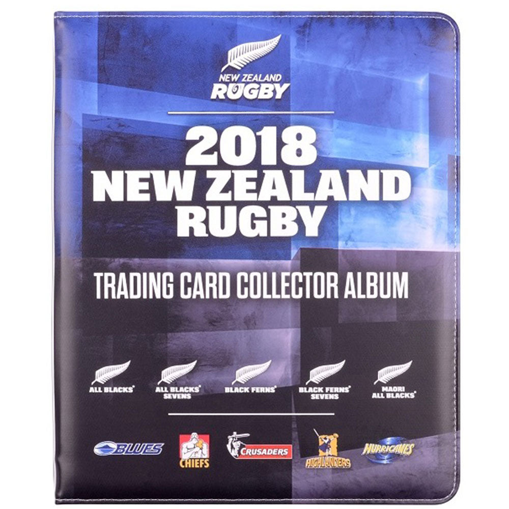 2018 New Zealand Rugby - Album
