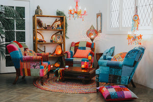 ISHKA living: Patchwork Collection