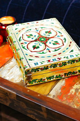 Meena Jewellery Box