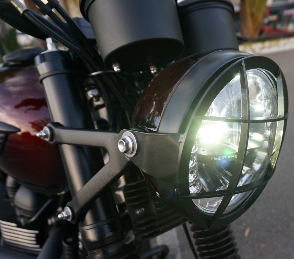 Headlight Grill for Bonneville/T120/Thruxton/Thruxton R