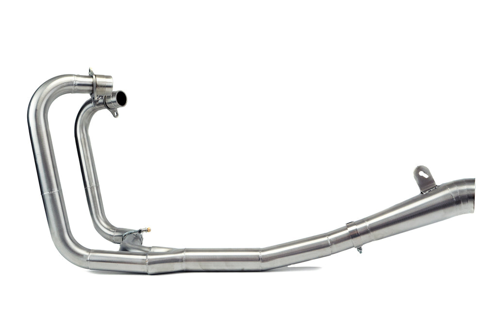 GP 2-1 Exhaust System For Triumph Street Twin