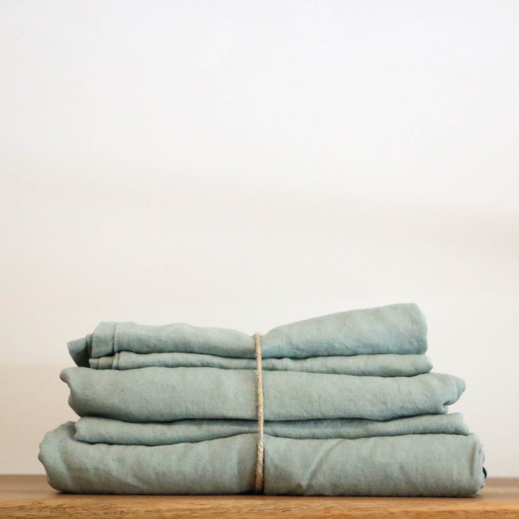 French Linen Duvet Cover