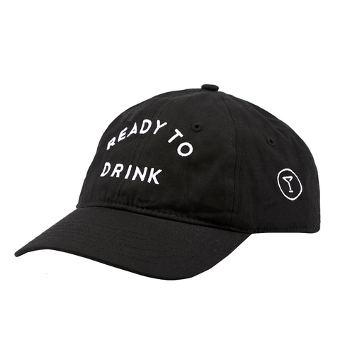 'Ready To Drink' Dad Cap
