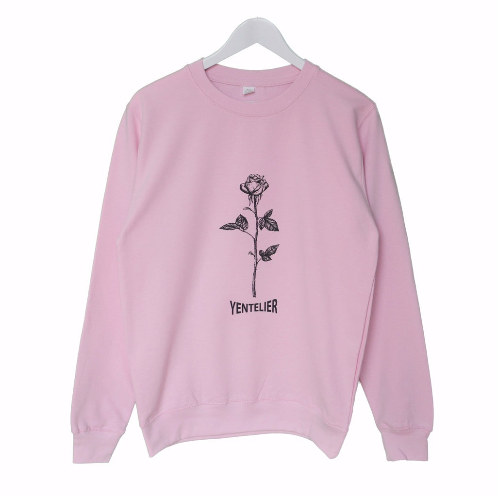 Rose Sweater - Rosa