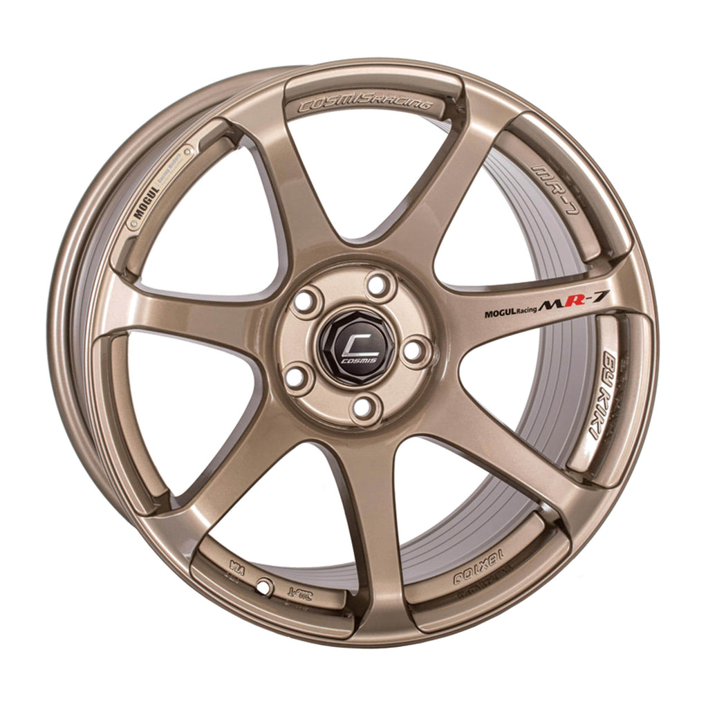 Cosmis Racing MR7 - MR7-1890-25-5x100-BR