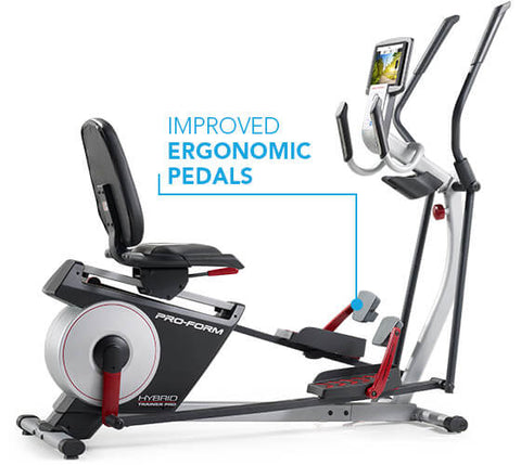 Image of Proform Hybrid Trainer Pro