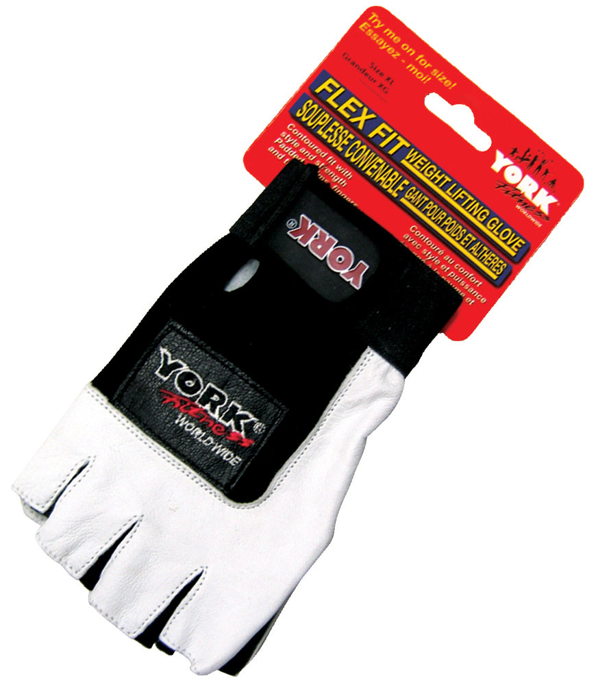 York Barbell Flex Fit Weight Lifting Glove