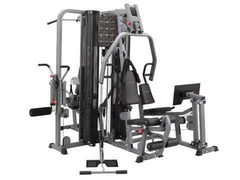 Image of BodyCraft X2 2 Stack Gym w/Functional Arms and Leg Press Included