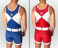 Womens Tri-Titan Power Reversible Singlet