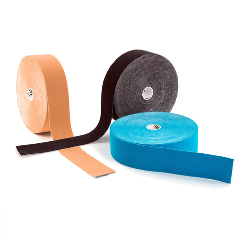 Taping meglio k tape bande de kinesiologie kinesio tape strapping bleu bande adhesive rose rouleau 23m qualite medicale