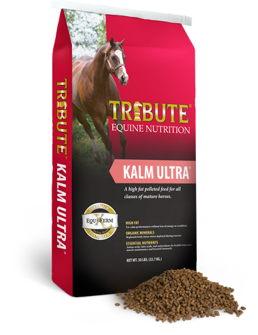 Tribute Kalm Ultra® Horse Feed
