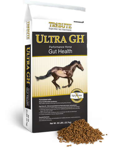 Tribute Ultra GH™ Horse Feed