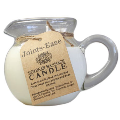 Joints-Ease Soybean Massage Candle