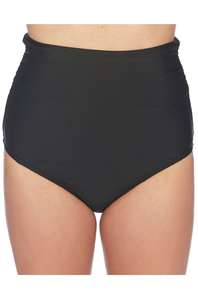 Samba Solids High Waist Pant with Tummy Control