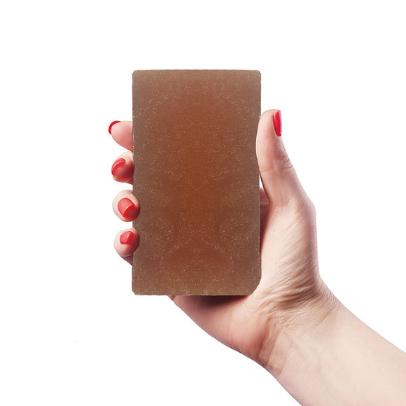Eco cleansing bar with real sugar 210g