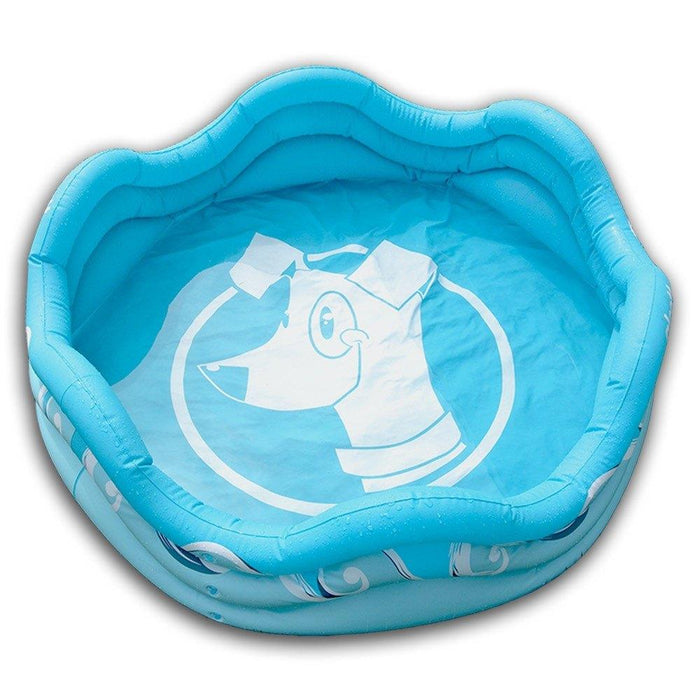 ALCOTT | Inflatable Dog Pool