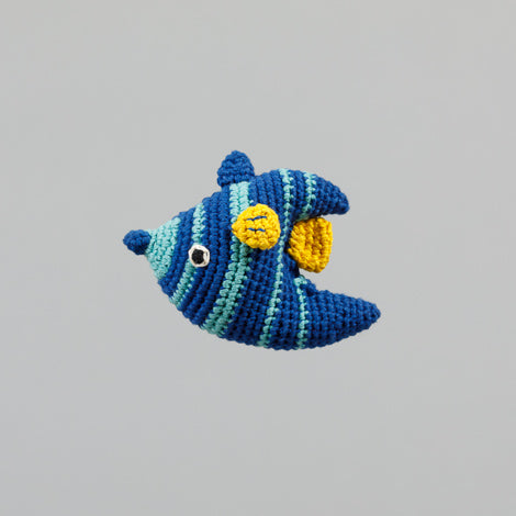 WARE of the DOG | Cotton Crochet Fish Toy