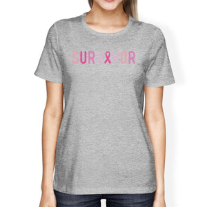 Survivor Womens Shirt