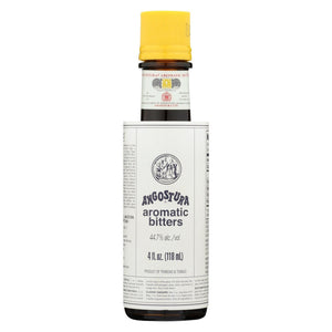 Angostura Aromatic Bitters - Case Of 12 - 4 Fl Oz.