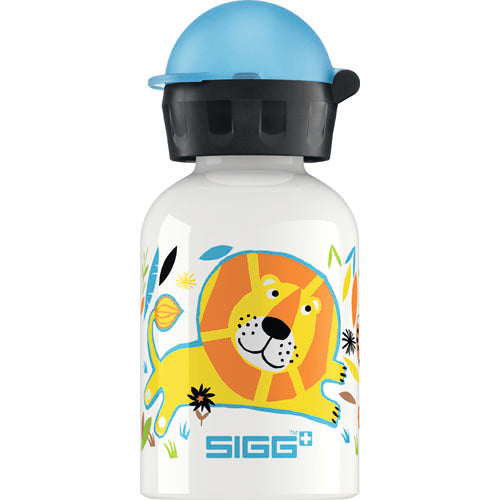 Sigg Water Bottle - Jungle Family - 0.3 Liters