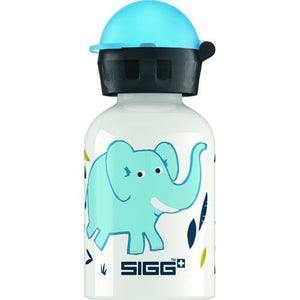 Sigg Water Bottle - Elephant Family - 0.3 Liters