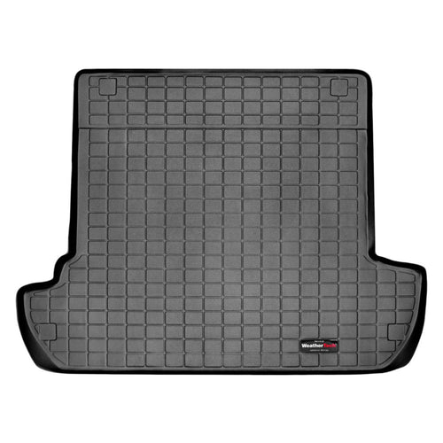 Weathertech Custom Fit Cargo Liners For 2003-09 Toyota 4runner Black