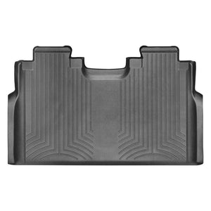 Weathertech Ford F150 Supercrew 2015+ Second Row Floor Liners; Fits Vehicles With 1st Row Bench Seat