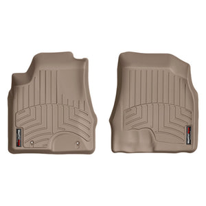 Weathertech First Row Floor Liners For 04-09 Lexsus Rx330-350-400h & 06-07 Toyota Highlander (tan)