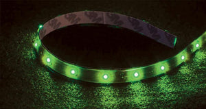 "Audiopipe Pipedream 24"" Led Flexible Strip Green"