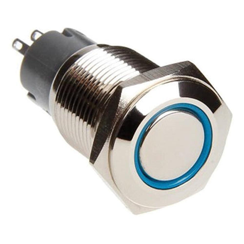 Street Vision Street Switch Led Two Position On-off Switch (blue) - Sold Each