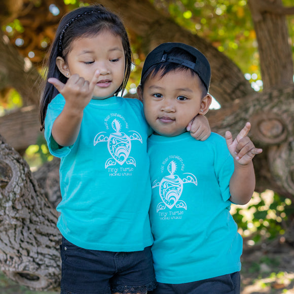 Growth Spurt Toddler T-Shirt in Seafoam