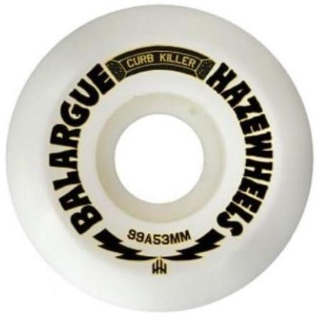 HAZE Wheels X Balargue Skateshop - 99A - 53mm