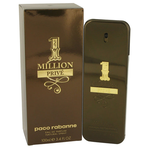 Eau De Parfum Spray 3.4 oz, 1 Million Prive by Paco Rabanne