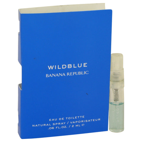 Vial (sample) .06 oz, Banana Republic Wild Blue by Banana Republic