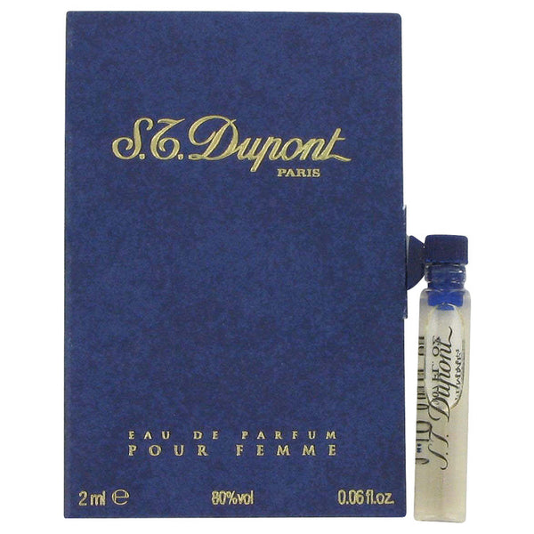 Vial (sample) .06 oz, ST DUPONT by St Dupont