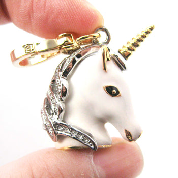 Unicorn Animal Pendant Necklace | Limited Edition Animal Jewelry | DOTOLY
