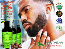 Jamaican Black Castor Oil | Grow and Tame Beard