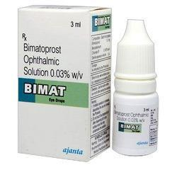 Bimat Bimatoprost solutions as good as careprost bimatoprost