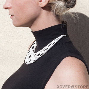 OBERON - 3d Printed Necklace - Nylon