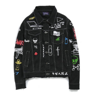Punk Art Jacket