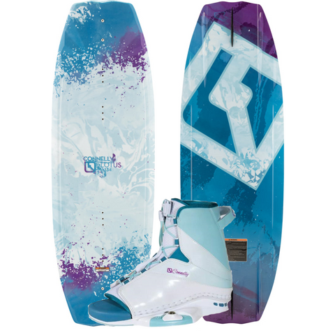 "Connelly ""Lotus / Karma"" Wakeboard Package"