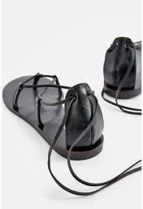 Geralyn Lace-up Sandal