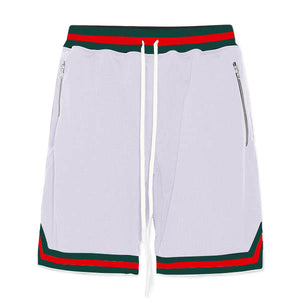 Sports Mesh Shorts S2 - White - Insurgence Wear - Affordable Streetwear Essentials
